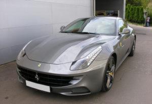 Выкуп Ferrari