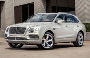 Выкуп Bentley