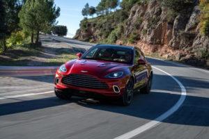 Выкуп Aston Martin