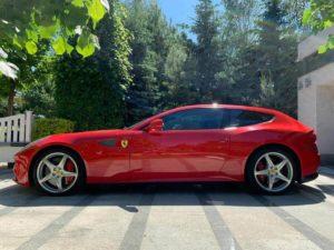 Скупка Ferrari