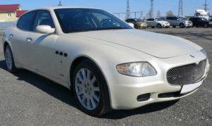 Скупка Maserati