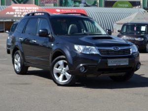 Выкуп Subaru